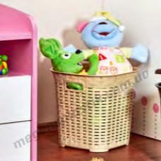 Корзины и корзинки для игрушек